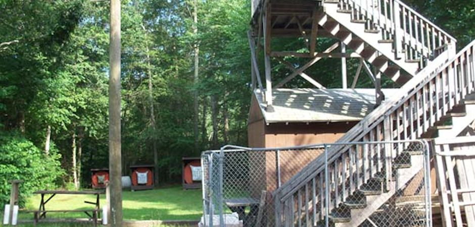 Archery Range Quaker Hill Rod Gun Club